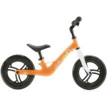 """Narancssárga-fehér Chipmunk Basic futóbicikli 12"""""""
