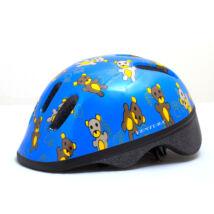 Futóbicikli bukósisak - kék