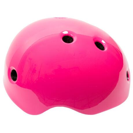 Futóbicikli bukósisak - pink