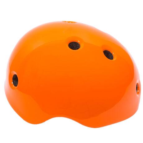 Futóbicikli bukósisak - narancssárga