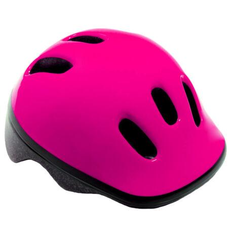 Futóbicikli bukósisak - rózsaszín - XS