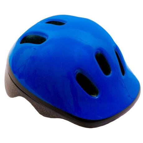 Futóbicikli bukósisak - kék - S