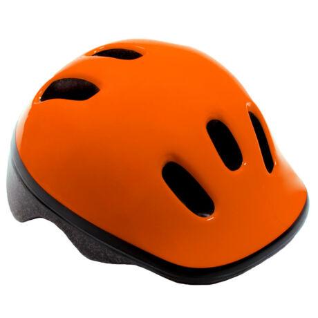 Futóbicikli bukósisak - narancs -S