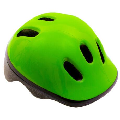 Futóbicikli bukósisak - zöld - S